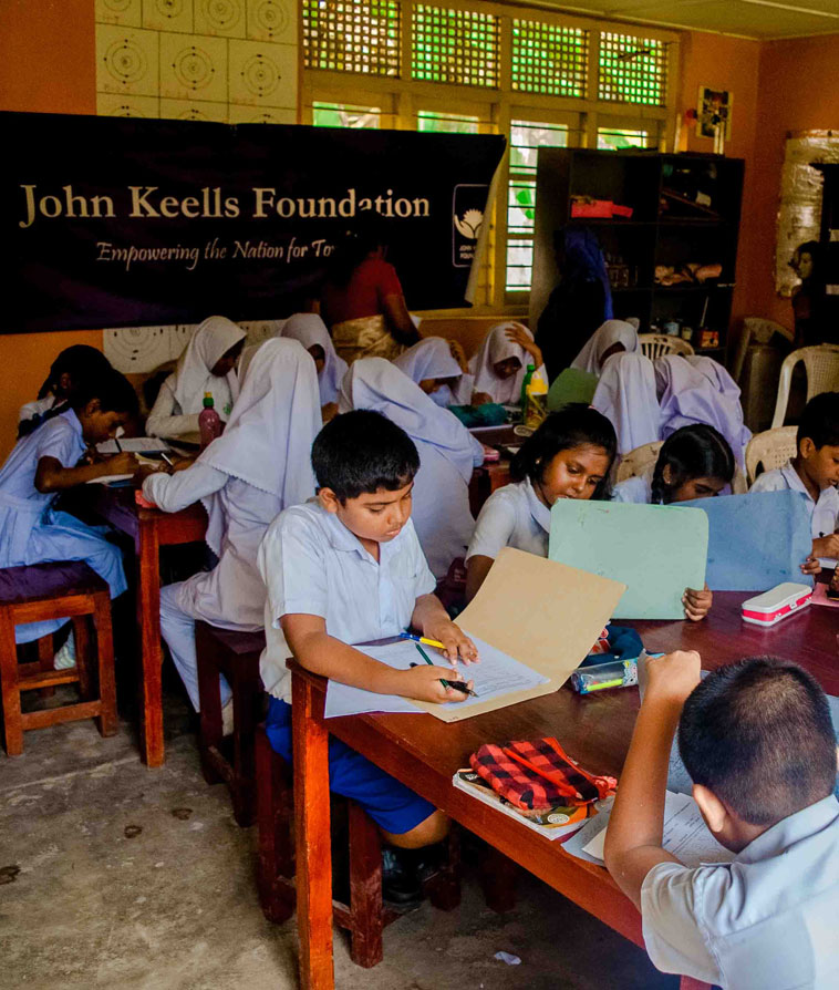 John Keells Foundation